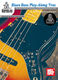 David Barrett: Blues Bass Play-Along Trax Book With Online Audio: Bass Guitar: