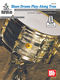 David Barrett Kevin Coggins: Blues Drums Play-Along Trax Book With Online Audio: