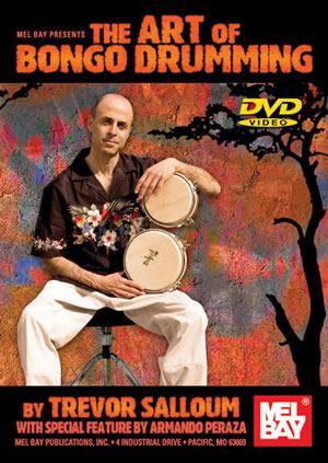 Trevor Salloum: Art Of Bongo Drumming: Bongos: Instrumental Tutor