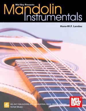 Hans Landau: Mandolin Instrumentals: Mandolin: Instrumental Album