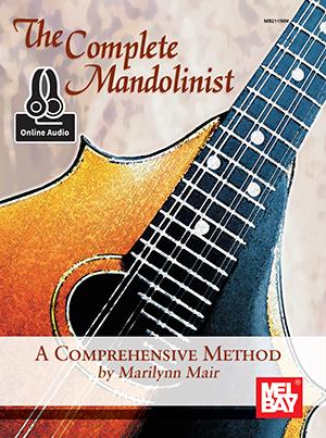 Marilynn Mair: The Complete Mandolinist: Mandolin: Instrumental Tutor