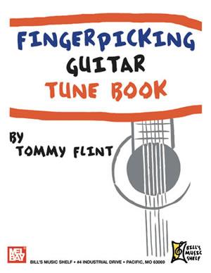 Tommy Flint: Fingerpicking Guitar Tune Book: Guitar TAB: Instrumental Album