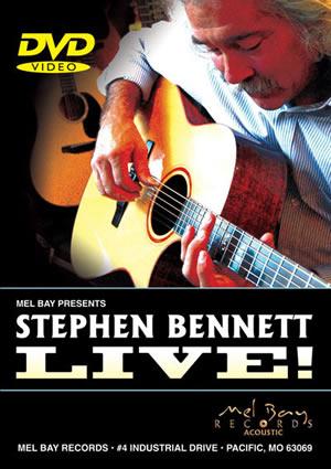Stephen Bennett: Stephen Bennett Live!: Guitar: Recorded Performance