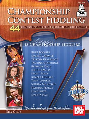 Nate Olson: Championship Contest Fiddling: Violin: Instrumental Album