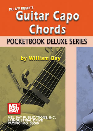 Pocketbook Deluxe Series: Guitar Capo Chords: Guitar: Instrumental Album