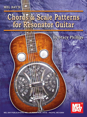 Stacy Phillips: Chords And Scale Patterns: Dobro: Instrumental Reference
