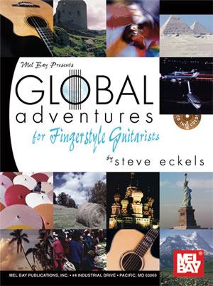 Steve Eckels: Global Adventures: Guitar TAB: Instrumental Album
