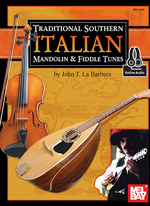 John LaBarbera: Traditional Southern Italian: Mandolin: Instrumental Album