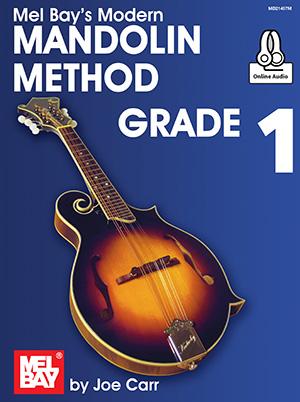 Joe Carr: Modern Mandolin Method: Grade 1: Mandolin: Instrumental Tutor