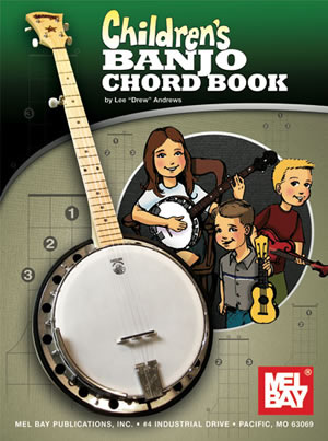 Lee Drew Andrews: Children's Banjo Chord Book: Banjo