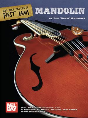 Lee Drew Andrews: First Jams: Mandolin Book/Cd Set: Mandolin: Instrumental Tutor
