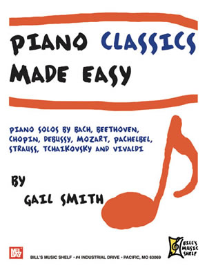 Gail Smith: Piano Classics Made Easy: Piano: Instrumental Album