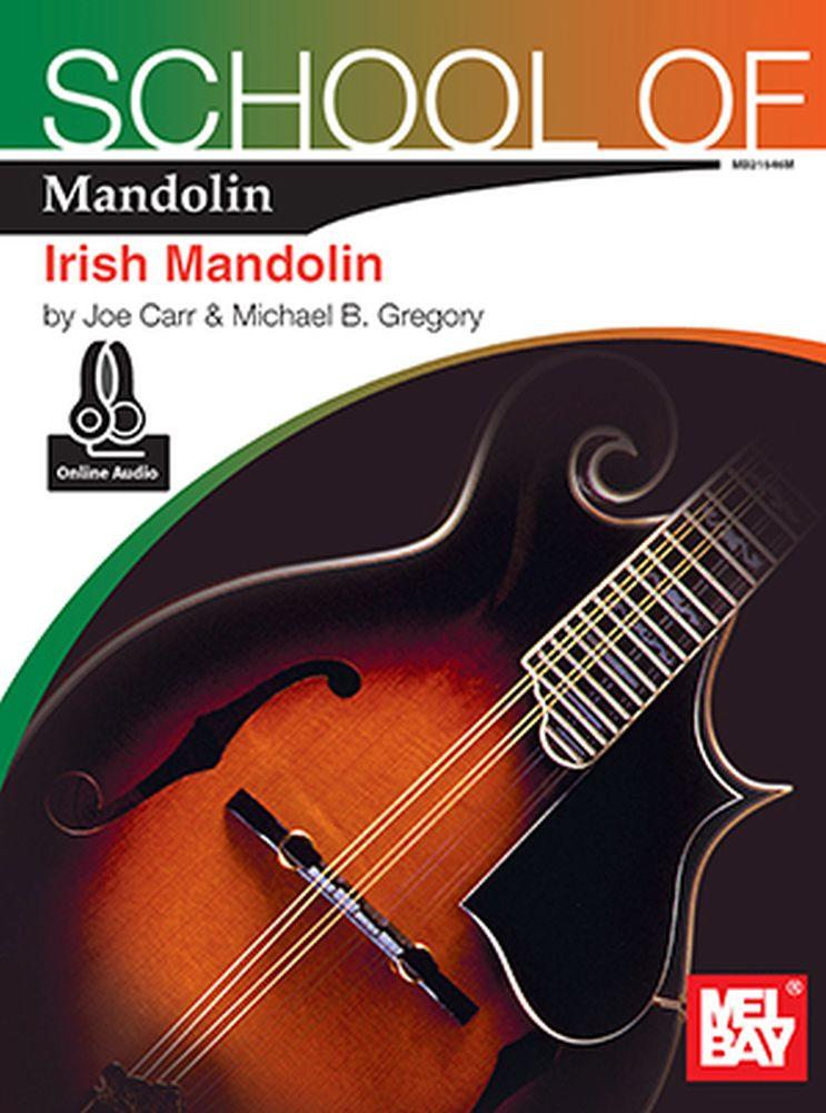 Joe Carr: School Of Mandolin: Irish Mandolin Book: Mandolin: Instrumental Tutor
