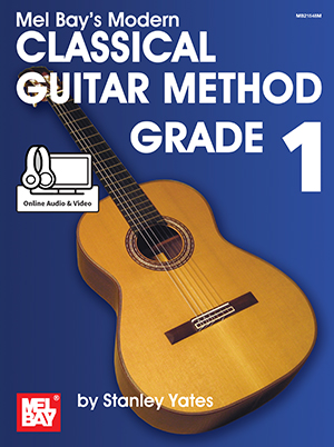 Stanley Yates: Modern Classical Guitar Method - Grade 1: Guitar: Instrumental