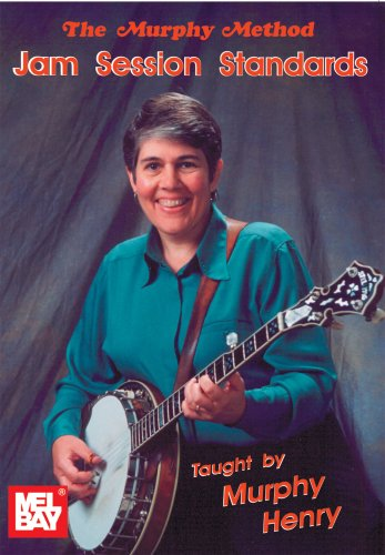 Murphy Henry: Jam Session Standards: Banjo: Instrumental Tutor