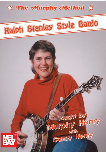 Murphy Henry: Ralph Stanley Style Banjo: Banjo