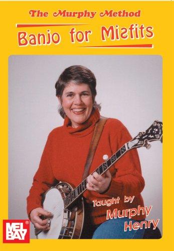 Murphy Henry: Banjo For Misfits: Banjo: Instrumental Tutor