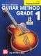 William Bay: Modern Guitar Method Grade 1  Playing Chords: Guitar: Instrumental