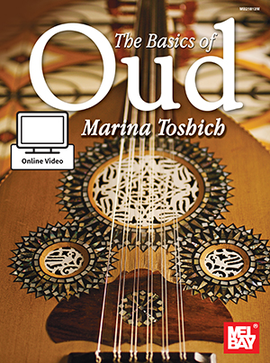 Marina Toshich: Basics Of Oud Book With Online Video: Guitar: Instrumental Work