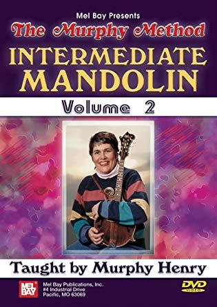 Murphy Henry: Intermediate Mandolin: Volume 2: Mandolin: Instrumental Tutor