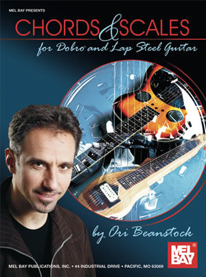 Ori Beanstock: Chords And Scales For Dobro And Lap Steel Guitar: Dobro: