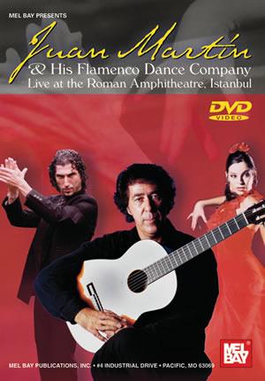 Juan Martin: Juan Martin and His Flamenco Dance Company: Guitar: Recorded