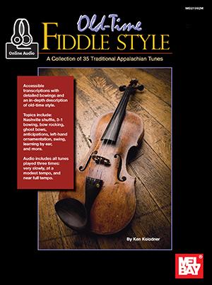 Ken Kolodner: Old-Time Fiddle Style: Violin: Instrumental Album