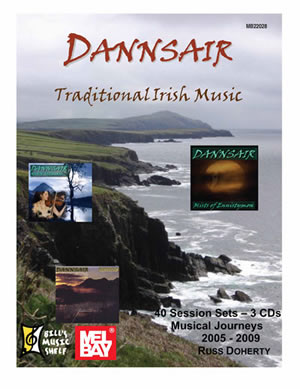 Russ Doherty: Dannsair - Traditional Irish Music
