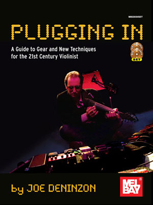 Joe Deninzon: Plugging In: Violin: Study