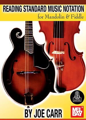 Joe Carr: Reading Standard Music Notation: Mandolin: Instrumental Tutor