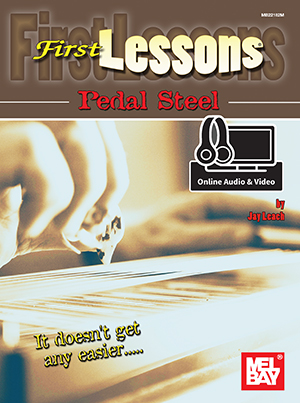 First Lessons Pedal Steel: Guitar: Instrumental Work