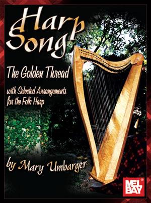 Roger Filiberto: Harp Song - The Golden Thread: Harp: Instrumental Album