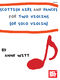 Anne Witt: Scottish Airs And Dances For Violin Solo Or Duet: Violin