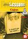 Jordan Perlson: First Lessons Cajon Book With Online Audio: Cajon: Instrumental