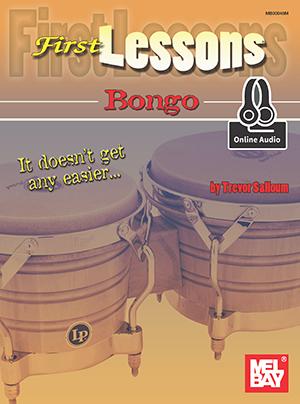 Trevor Salloum: First Lessons Bongo: Bongos: Instrumental Tutor