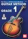 Mel Bay: Left-Handed Modern Guitar Method Grade 1: Guitar: Instrumental Tutor
