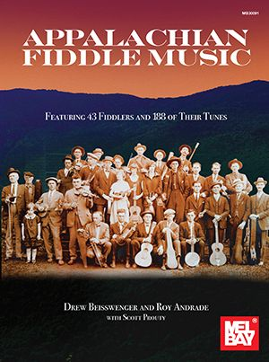 Drew Beisswenger Roy Andrade: Appalachian Fiddle Music: Fiddle: Instrumental