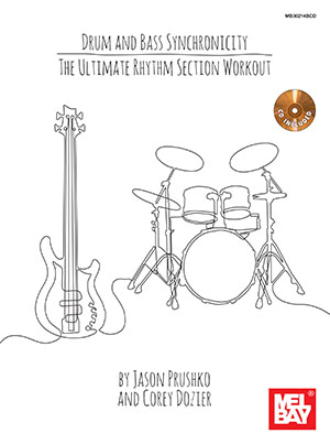 Drum And Bass Synchronicity:: Bass Guitar: Instrumental Tutor