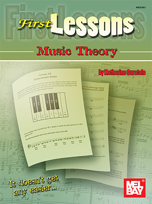 Katherine Curatolo: First Lessons Music Theory: Theory