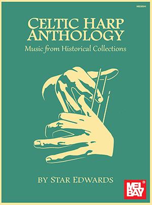 Star Edwards: Celtic Harp Anthology: Harp: Instrumental Album