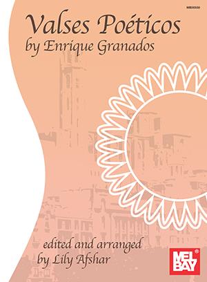 Enrique Granados: Valses Poeticos By Enrique Granados: Guitar: Instrumental