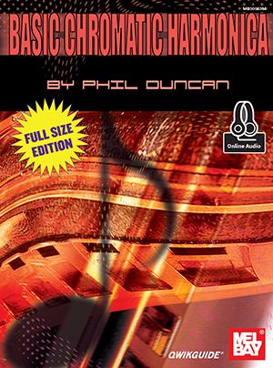 Phil Duncan: Basic Chromatic Harmonica: Harmonica: Instrumental Album