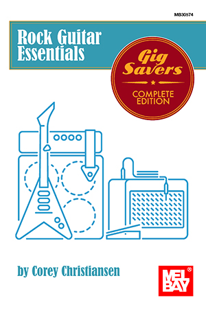 Corey Christsiansen: Rock Guitar Essentials: Guitar: Instrumental Tutor