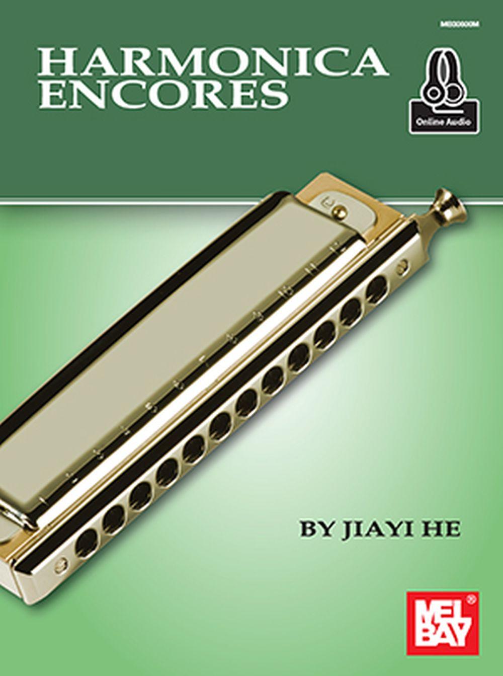 Jiayi He: Harmonica Encores: Harmonica: Instrumental Album