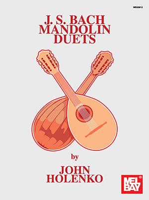 John Holenko: Duets for Mandolin: Mandolin: Instrumental Work