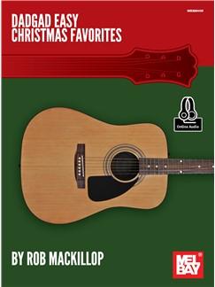 Rob MacKillop: Dadgad Easy Christmas Favorites: Ukulele: Mixed Songbook
