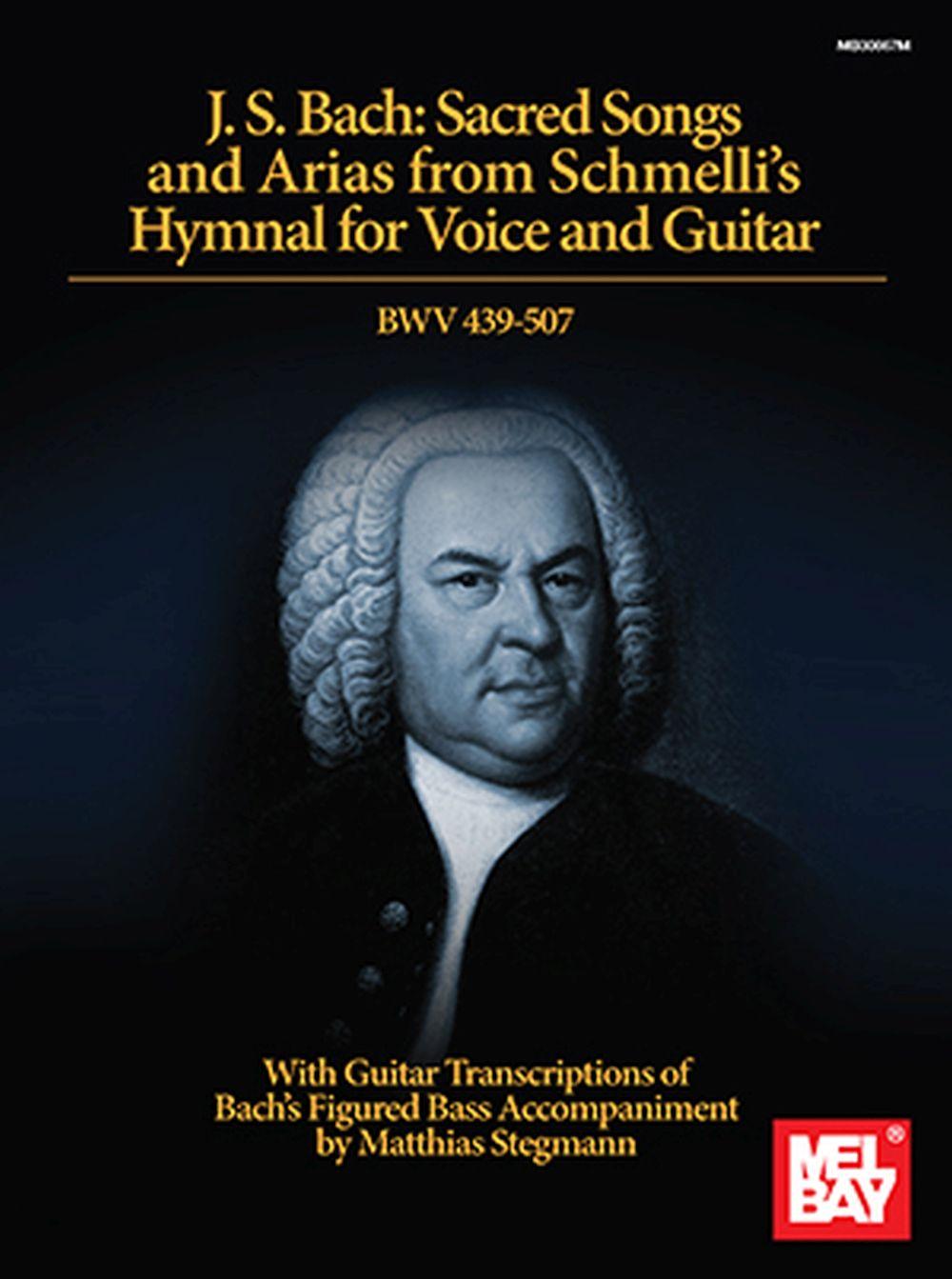 Matthias Stegmann: J. S. Bach: Sacred Songs and Arias: Mixed Choir: Vocal