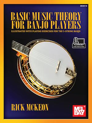 Rick McKeon: Basic Music Theory For Banjo Players: Banjo: Instrumental Tutor