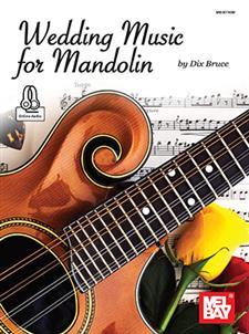 Dix Bruce: Wedding Music for Mandolin: Mandolin: Mixed Songbook