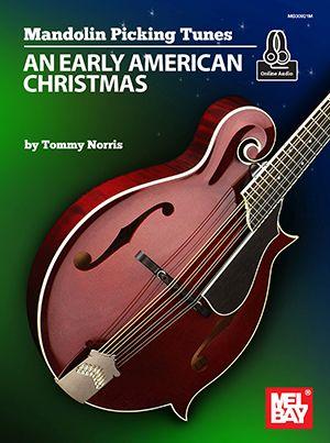 Tommy Norris: Mandolin Picking Tunes: Mandolin: Instrumental Album